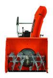 comienzo eléctrico del ventilador de nieve de la etapa de 6.5HP 22inch 2 con comienzo manual