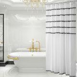 Tenda di acquazzone impermeabile stampata fumetto della stanza da bagno del poliestere della Anti-Muffa (01S0011)
