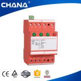 dispositivo protetor do impulso de 1p+N/PE 10ka 1.5kv SPD