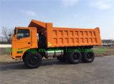 prezzi pesanti dell'autocarro con cassone ribaltabile di estrazione mineraria 420HP 70t per l'autocarro a cassone