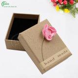 Brown-Papierkasten für das Geschenk-Verpacken (KG-PX034)