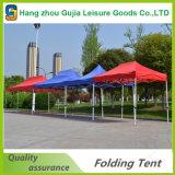 10*20FT kundenspezifisches UV-Beständiger Stahl-bequemes Pop-up Farbton-Segel-Zelt
