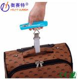 여행 가방 무게를 달기를 위한 정밀한 Paint+Rubber 짐 무게를 다는 가늠자 디지털 수화물 가늠자
