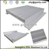 Disipador de calor del aluminio de Building&Construction Guangzhou