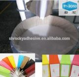 Pegamento a base de agua del lacre de la alta calidad para los bolsos de /Carton/Paper del rectángulo