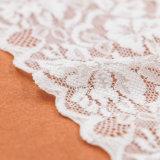 Ткань шнурка нового изделие дешевая цветастая для платьев венчания