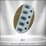 Resistor de 0603 SMD. Película del carbón y resistor de película metálica