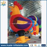Modèle gonflable de poulet de dessin animé du modèle 2016 neuf à vendre