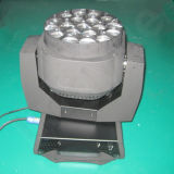 Ojo LED etapa 19X15W zoom Wash abeja luz principal móvil