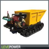 De MiniVervoerder van de landbouw met Dieselmotor