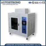 Probador del alambre del resplandor del probador IEC60695 de la inflamabilidad