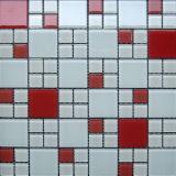 Mosaico del vidrio cristalino (VMG4802, 300X300m m)
