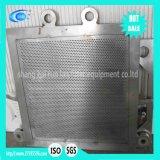 Filtro de arena industrial del tratamiento de aguas SUS304, SUS316L