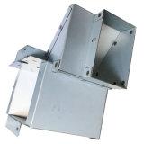 Металлический лист соединяясь поддержки вентиляции