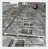 Gouden Countertop van het Graniet voor het Project van de Keuken en van de Badkamers