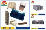 Алюминиевый теплоотвод регулятора заварки оборудования заварки