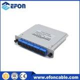 Prezzo di fibra ottica del divisore del PLC di 1:8 del ADSL di Efon Gpon Epon