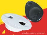 고품질 타원형 장식적인 사무용 가구 책상 전화선 밧줄 고리
