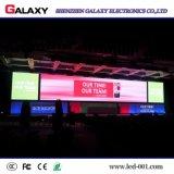 Alto comitato locativo dell'interno/parete/segno di colore completo P3/P4/P5/P6 LED di definizione video per l'esposizione, fase, congresso