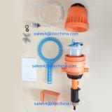 Produits chimiques d'engrais Eau-Pilotés par Ilot dosant la pompe avec le connecteur de 1 pouce