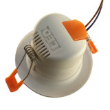 Luz de techo del LED Osram SMD 4inch 9W ahuecado redondo Downlight