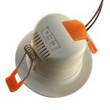 LED 천장 빛 Osram SMD 4inch 둥근 중단된 9W Downlight