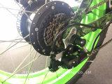 すべての地勢のための20インチリチウムイオン電池の脂肪質のタイヤの電気バイクEbike