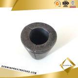 1つの穴のプレストレスト鋼鉄繊維のアンカー