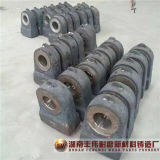 High Chromium plates Casting Iron Wear Hammer (PEW)