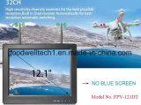 Dual 32 Channel 5.8GHz 12.1 pouces moniteur LCD Fpv