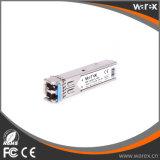 Transceptores compatíveis 100Baese 1310nm SMF 15km DDM de GLC-FE-100LX DDM SFP