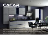 アイリス現代様式のStovingのニスのラッカー食器棚(CA01-01)