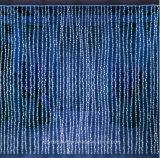 """3m x 3m 300 LED-Eiszapfen-Vorhang-Zeichenkette-Lichter mit 8 Kopie """"Heller"""""""