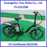 20 بوصة كهربائيّة يطوي [إ] دراجة