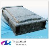 Estilo polonês o Headstone lustrado do granito é provavelmente o que você precisa