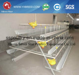 Клетки цыплятины ячеистой сети слоя конструкции рамки для фермы цыпленка (A4L160)