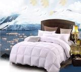 完全な233t綿の白いガチョウの羽毛布団