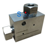 Filter 1/4 van de Straal van het water Elleboog voor Waterjet Scherpe Machine