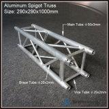 Ферменная конструкция Spigot ферменной конструкции освещения 12 дюймов алюминиевая