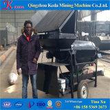 Bewegliches Goldwaschende Trommel-Maschine