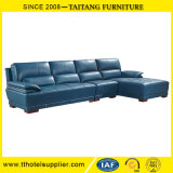 Insieme coi fiocchi del sofà del cuoio della mobilia della camera da letto di alta qualità