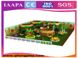 Perfectionner la cour de jeu personnalisée de thème de jungle d'intérieur (QL-1111L)