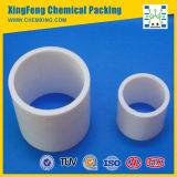 Embalaje del anillo del plástico PTFE Raschig