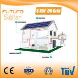 Grande qualità 3kw di Futuresolar sul sistema solare di griglia con la garanzia