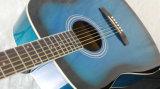 Guitare acoustique fondamentale de vente chaude (DGD100/BUS)