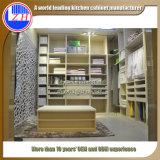Moderner Hauptentwurfs-kundenspezifischer hölzerner Möbel-Schlafzimmer-Garderoben-Weg im Wandschrank