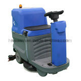 Flexibele Rit Op batterijen op de Gaszuiveraar van de Vloer