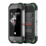 Het tri-Bewijs Andorid6.0 Smartphone van de walkie-talkie 4G Mt6755 met de Sensor van de Gyroscoop (KV6000)