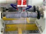 コラムの手すりの手すり(SYF1800)を切る石造りの旋盤の打抜き機