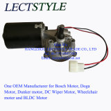 12V 24V Motor van de Wisser van Bosch Doga de Autogelijkstroom Elektrische